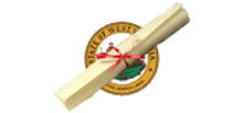 A scroll over the West Virginia State Seal Representing Agency Licensure.