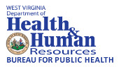 Logo of the West Virginia Department of Health and Human Resources